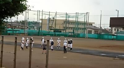 松高をいつも活気づけてくれる野球部