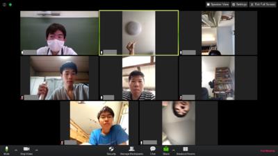ビデオミーティング